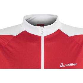 Löffler Pura HZ Bike Shirt Damen rot